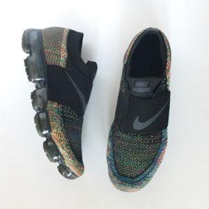 981a0399e586d Nike Vapormax multicolor black 10.5